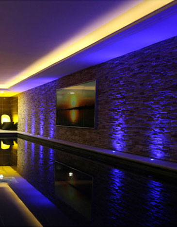 indoor swimming pool design photo | Indoor Swimming Pools